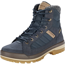 Lowa Isarco III GTX Mid Cold Weather Boots Men navy